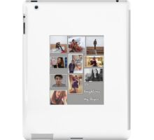 zoë brightons my deyes iPad Case/Skin