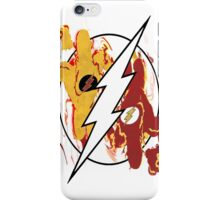 Reverse Flashpoint Paradox iPhone Case/Skin