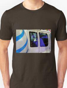 Bended Blues Unisex T-Shirt