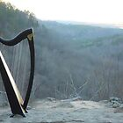 Majestic Harp by Beth Stockdell