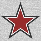 Red Star by JamesHurrell