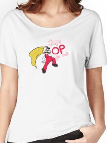 Cape OP Plz Nerf Women's Relaxed Fit T-Shirt