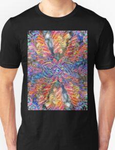 Trip-O-Vision Online Gallery Design 21: Pastel Circle Unisex T-Shirt