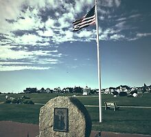 Martha's Vineyard Ocean Park  by ButterClothing