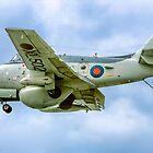 Fairey Gannet AEW.3 XL502 G-BMYP by Colin Smedley