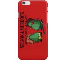 Best Damn Avocados in New York iPhone Case/Skin