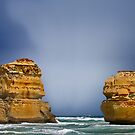 Sentinels -12 Apostles by Hans Kawitzki