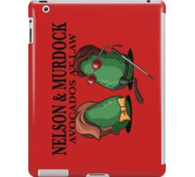 Best Damn Avocados in New York iPad Case/Skin