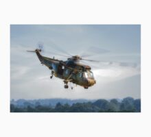 Sea King Helicopter Kids Clothes