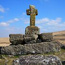 Dartmoor: Crosses Series - Childe&#x27;s Tomb by Rob Parsons