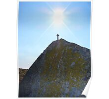 Dartmoor: Crosses Series - Hand Hill Poster