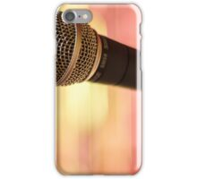 Stand Up Speak Up iPhone Case/Skin