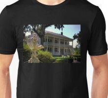 Rosedown Plantation Home Unisex T-Shirt