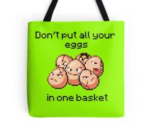 Exeggcute #102 - Don't put all your eggs in one Basket! Tote Bag