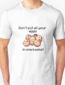 Exeggcute #102 - Don't put all your eggs in one Basket! T-Shirt