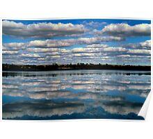 Lake Kenyan, Victoria. Poster