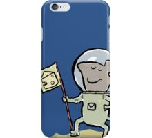 the cheesonaut iPhone Case/Skin