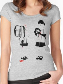 Best Friends Forever Women's Fitted Scoop T-Shirt