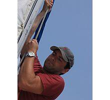 hoist the sails Photographic Print