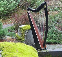 Harp and Moss by Beth Stockdell