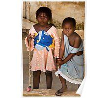 Gueckadou Girls Poster