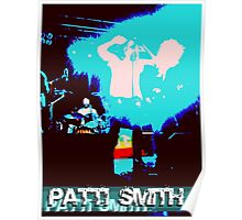 Patti Smith - Godmother of Punk Poster