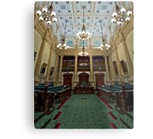 The House of Assembly Metal Print