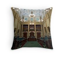 The House of Assembly Throw Pillow