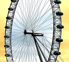 The London Eye by shakey123