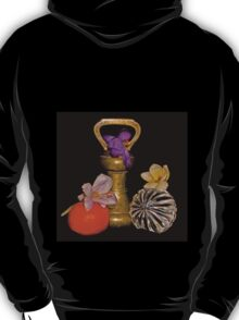 Old Brass Fruit and Flowers T-Shirt