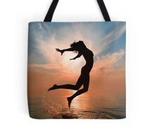Over all the world Tote Bag
