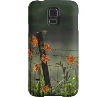 Rhythm of the Rain Samsung Galaxy Case/Skin