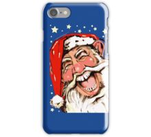 Ho, Ho, Ho Santa iPhone Case/Skin