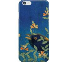 Night Garden iPhone Case/Skin