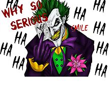 The Joker by Morgan Green
