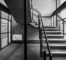 Staircase Mono by Glen Allen