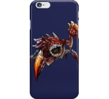 The Devil in the Dark iPhone Case/Skin