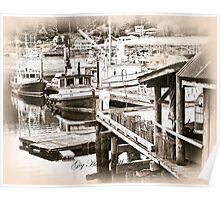 Gig Harbor, Washington Poster