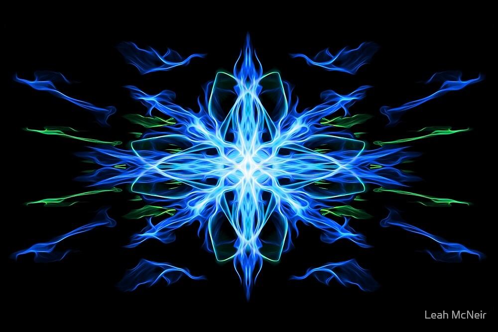 Energetic Geometry- Water Element by Leah McNeir
