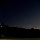 Scorpious Constellation Scenic by Bob Merhebi