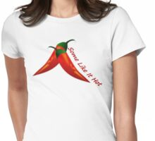 Some Like It Hot Womens Fitted T-Shirt