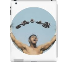 The Greatest Of All Times  iPad Case/Skin
