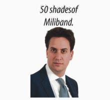 50 shades of Miliband One Piece - Long Sleeve