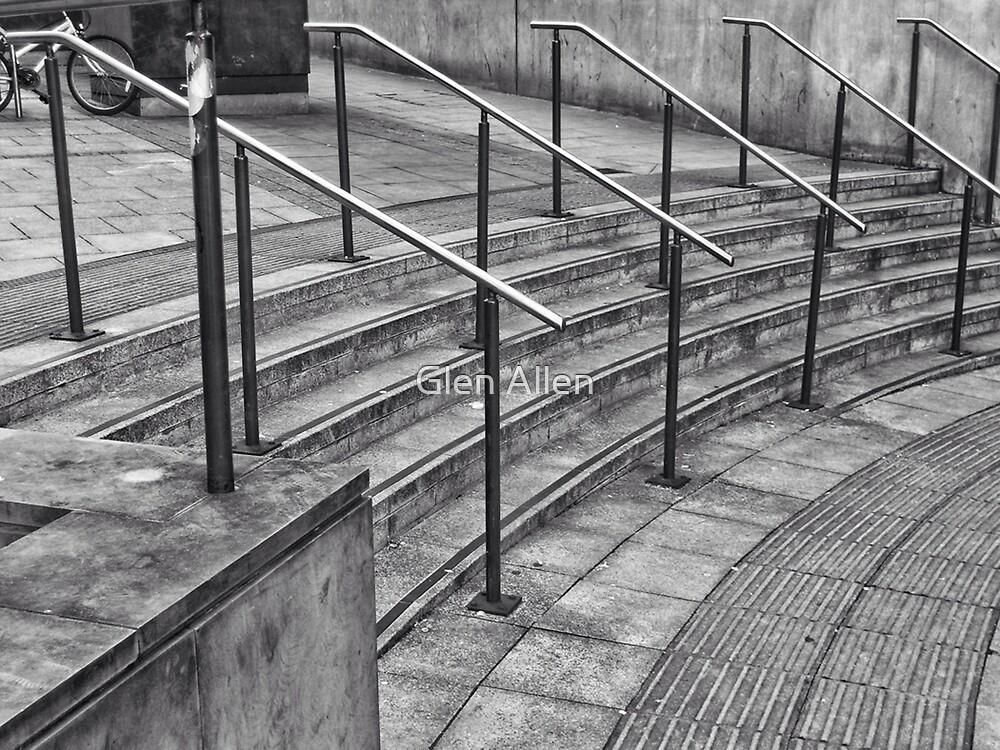Urban Steps by Glen Allen