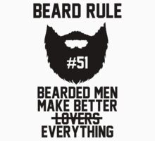 Beard Rule #51 by jephrey88