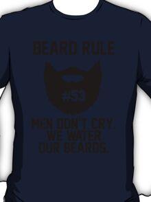 Beard Rule #53 T-Shirt