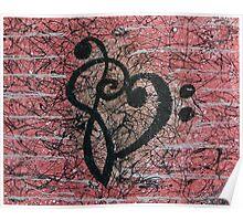Musical Love Poster