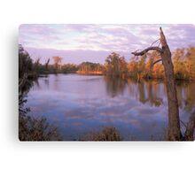 Autumn on McNally Canvas Print