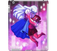 Ruby and Sapphire - Gem Glow iPad Case/Skin