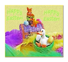 Happy Easter by Paola Svensson